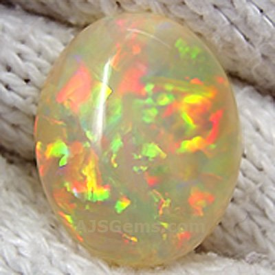 Opal Gemstone Information At AJS Gems