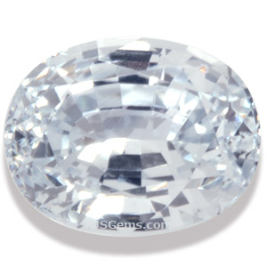 White Or Colorless Gemstones At AJS Gems