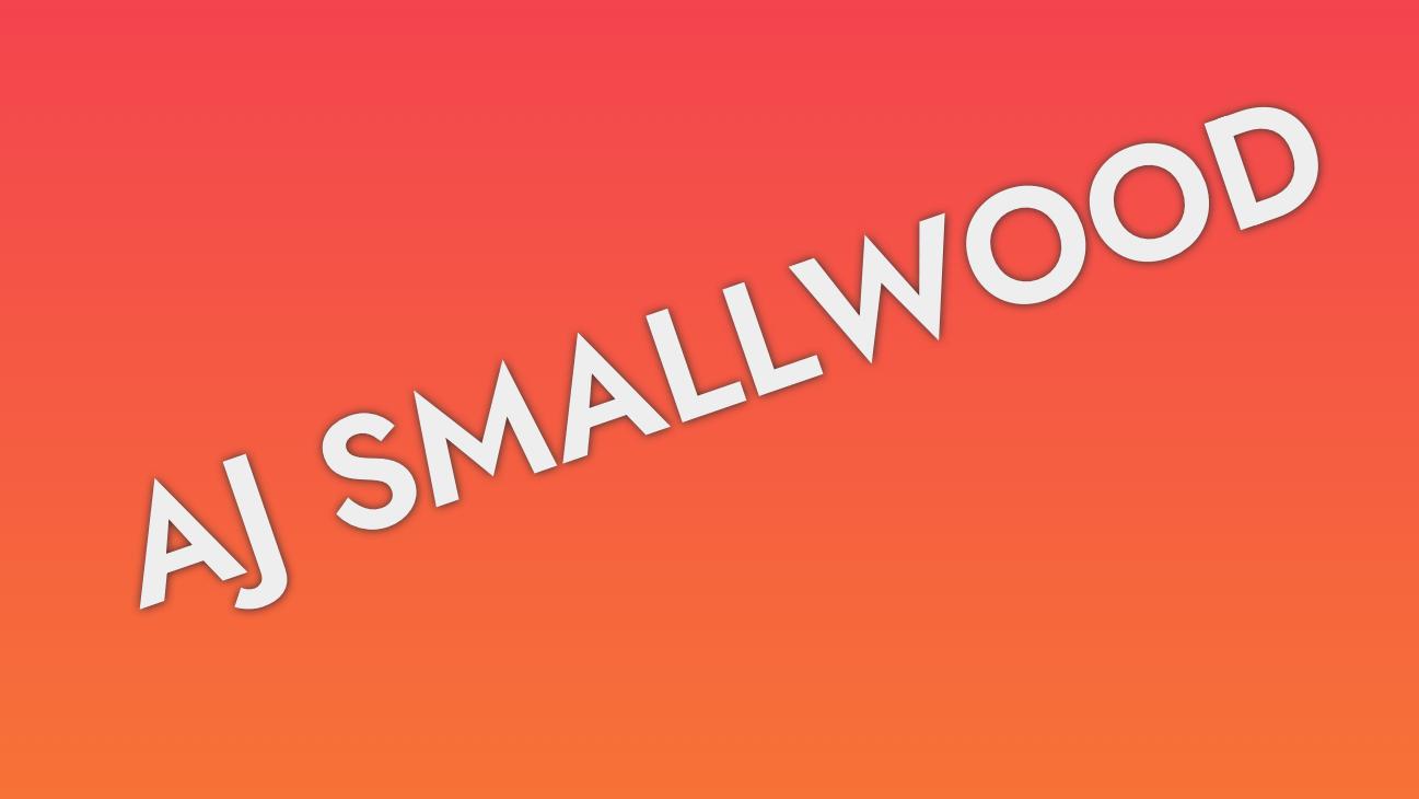 AJ Smallwood 2020 design concept
