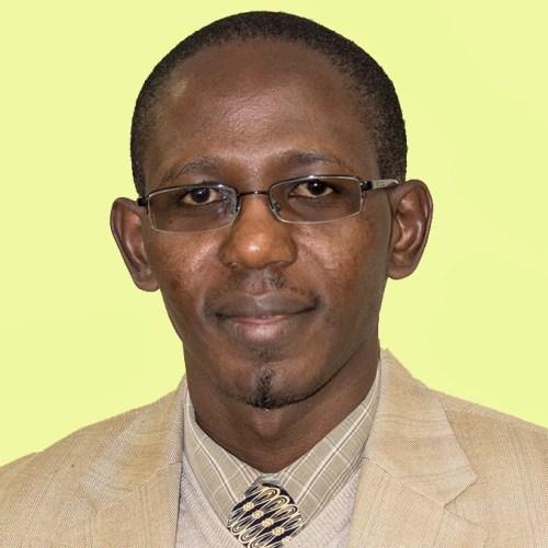 Dr. Fidelé Ingiyimbere, SJ