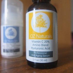 OZ Naturals - THE BEST Vitamin C Serum