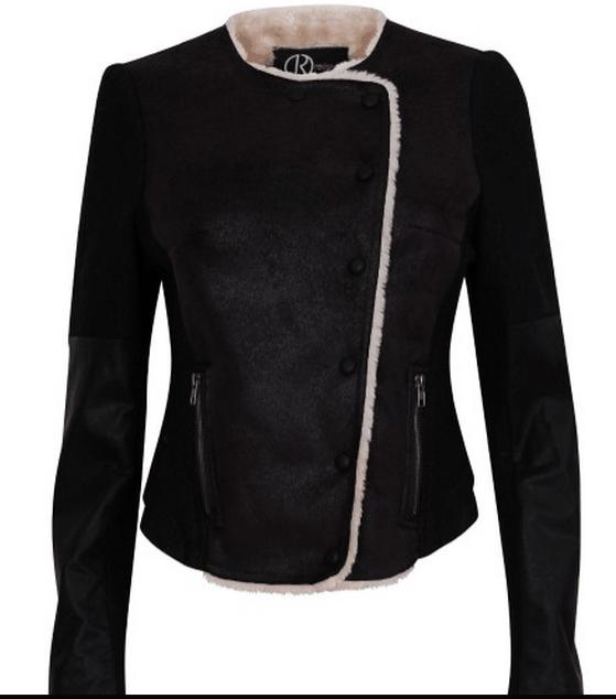 Sylvie quentin Biker jacket