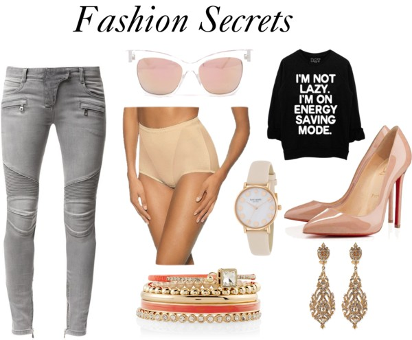 fashion secrets