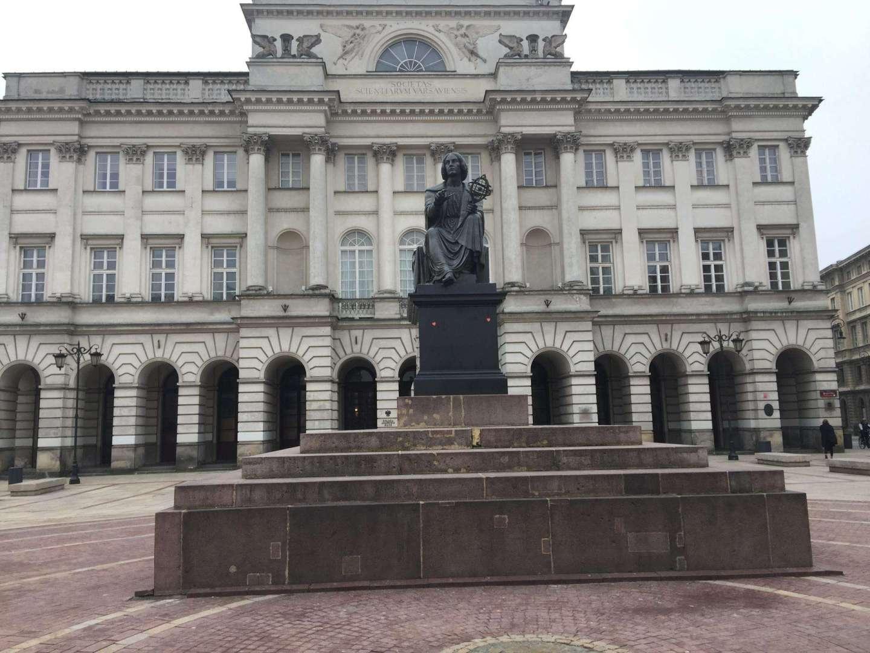 Nicolaus Copernicus Monument