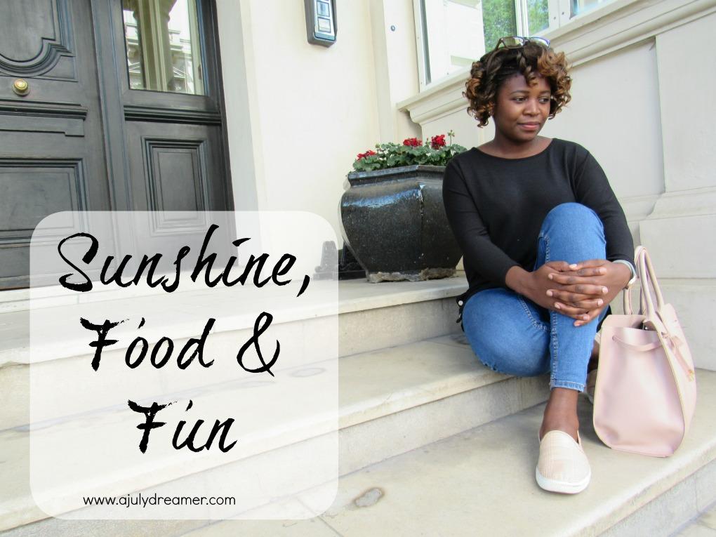 Sunshine food and fun