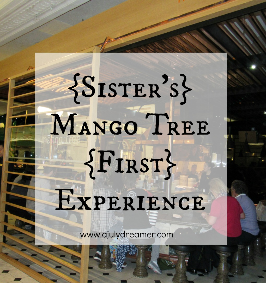 sisters mango tree experience