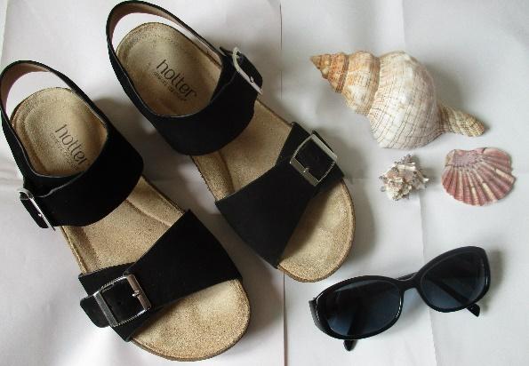 summer sandals - hotter