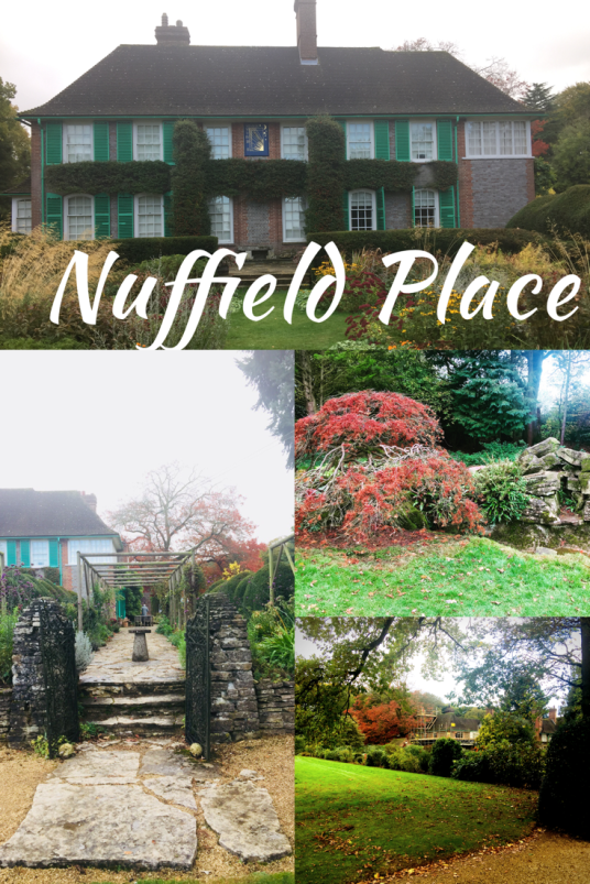 Nuffield Place #localtourist