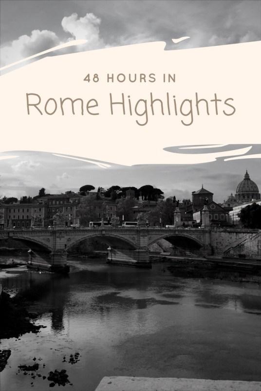 Rome highlights