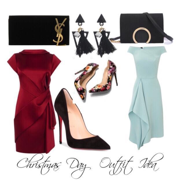 Christmas Day Outfit Idea - Fashion Monday} Christmas Day Outfit Ideas ‹� A July Dreamer