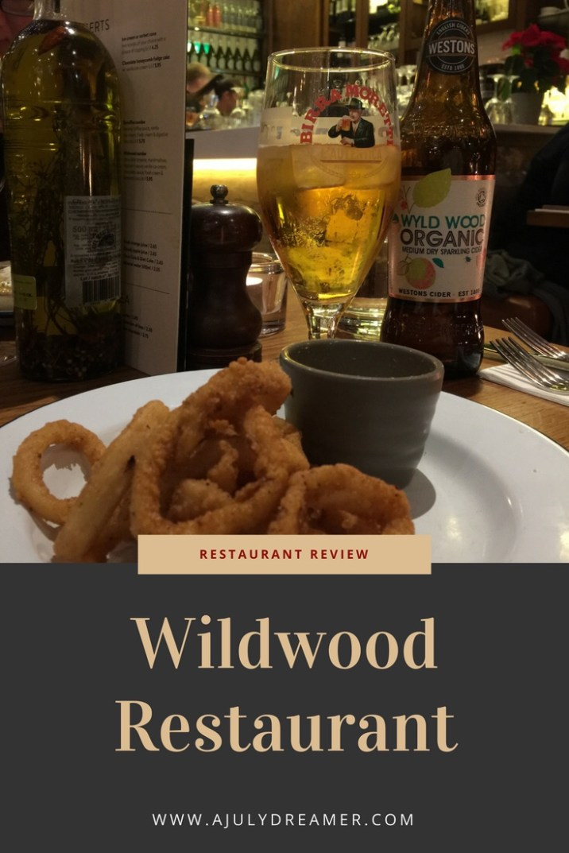 Wildwood Restaurant Didcot