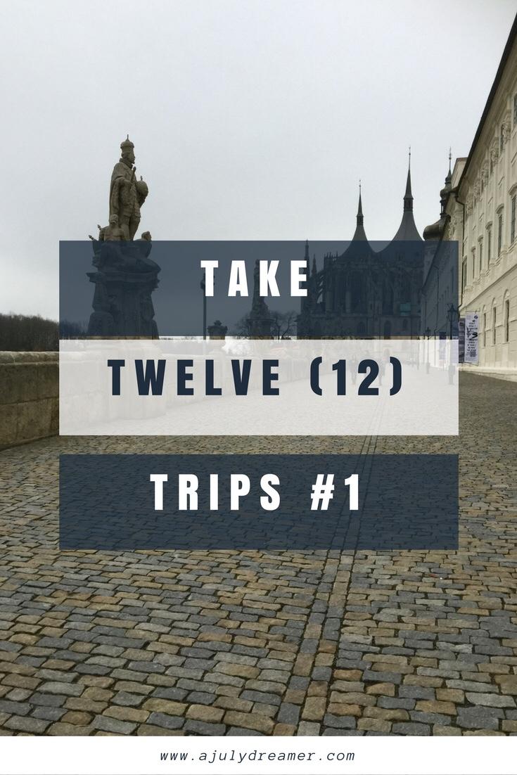 Take Twelve Trips