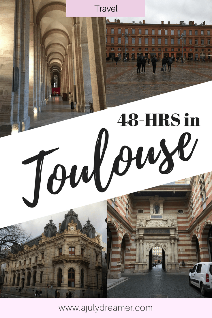 48-HRS in Toulouse