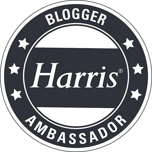 Harris Blogger
