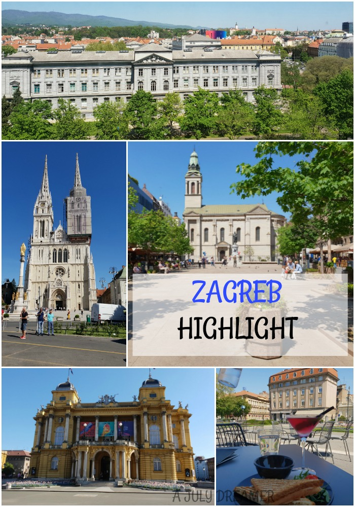 Take Twelve Trips April 2018 #2 – Zagreb Highlight