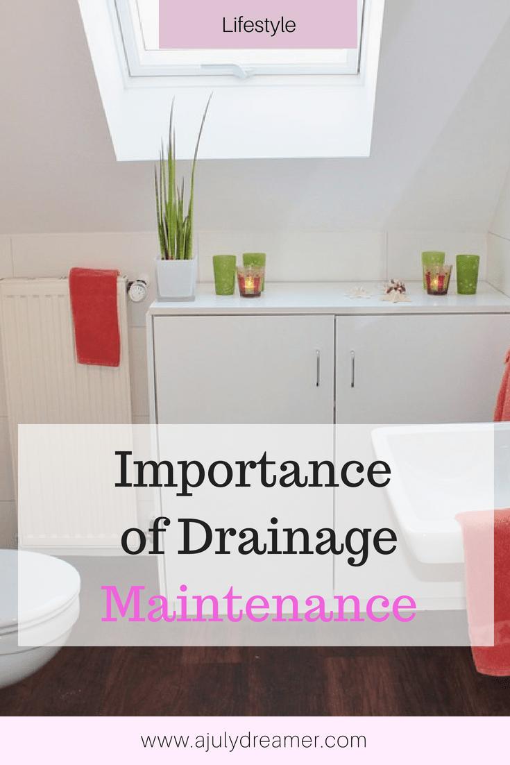 Drainage Maintenance