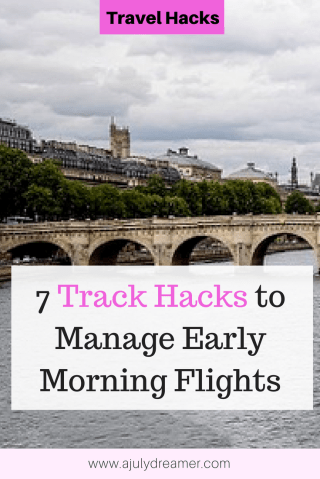 7 Travel Hacks to Manage Early Morning Flights
