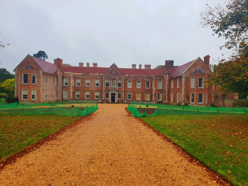 Local Adventures: The Vyne Estate #localtourist