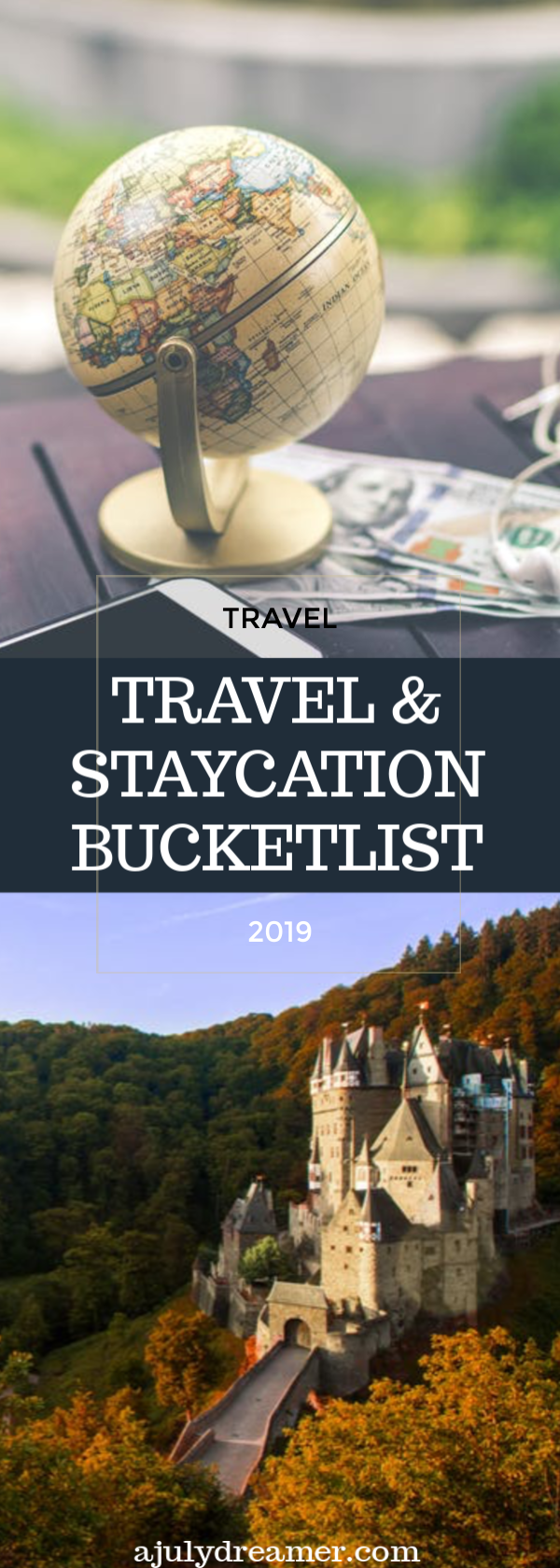 2019 Travel & Staycation Bucketlist   19 Places to Explore!