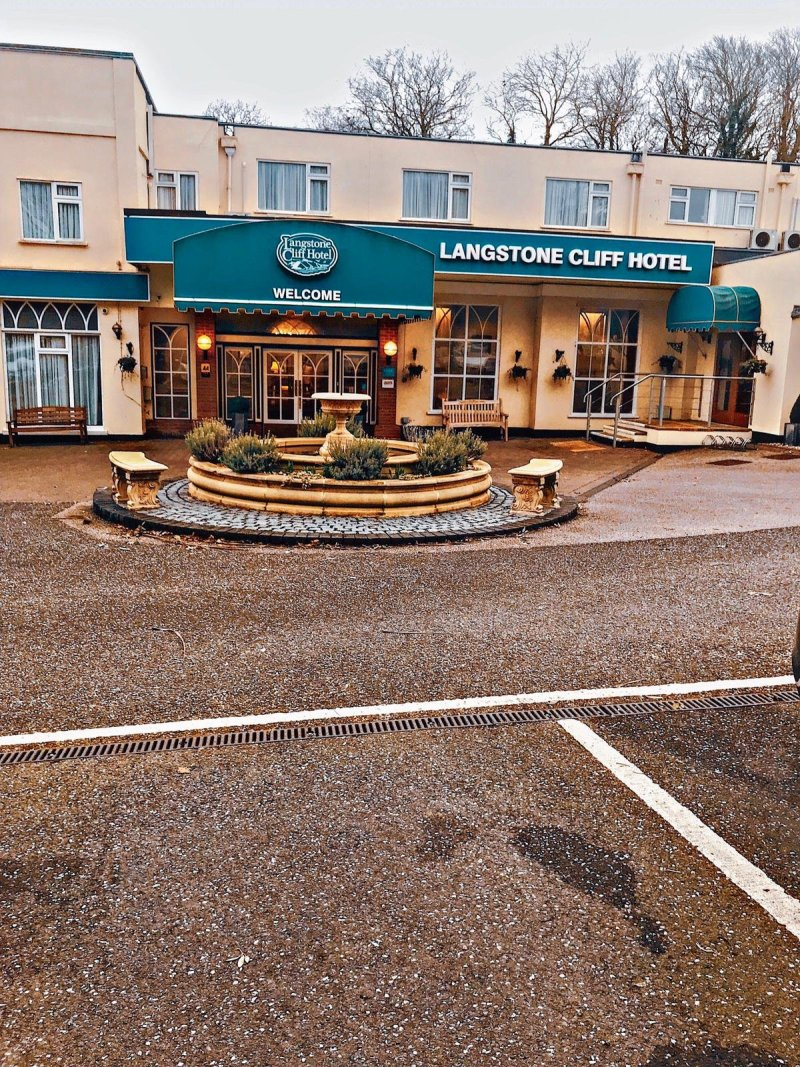 Langstone Cliff Hotel Review