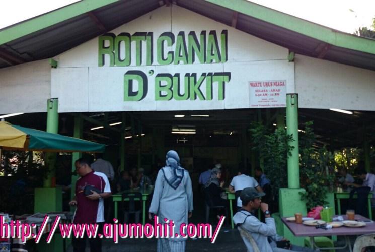 JJCM Roti Canai D' Bukit, Bangi