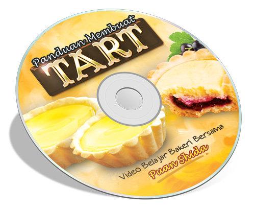 resepi cheese tart mudah
