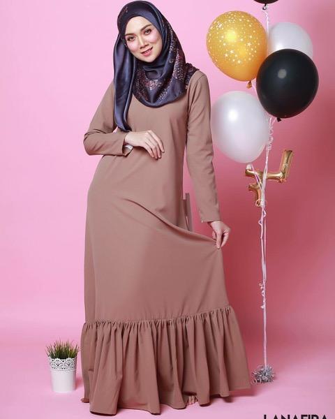 Dress muslimah online