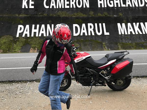 ride ke cameron highlands