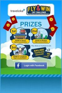 hadiah contest percutian