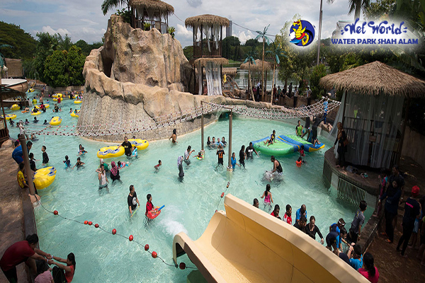 Shah Alam Wet World Water Park