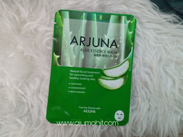 aloevera essence mask