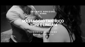 Workshop di Massaggio Tantrico Yoni e Lingam @ AKA
