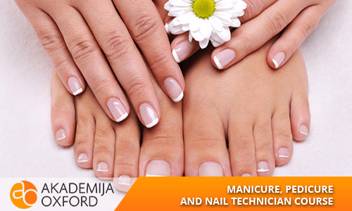 Manicure Pedicure And Nail Technician
