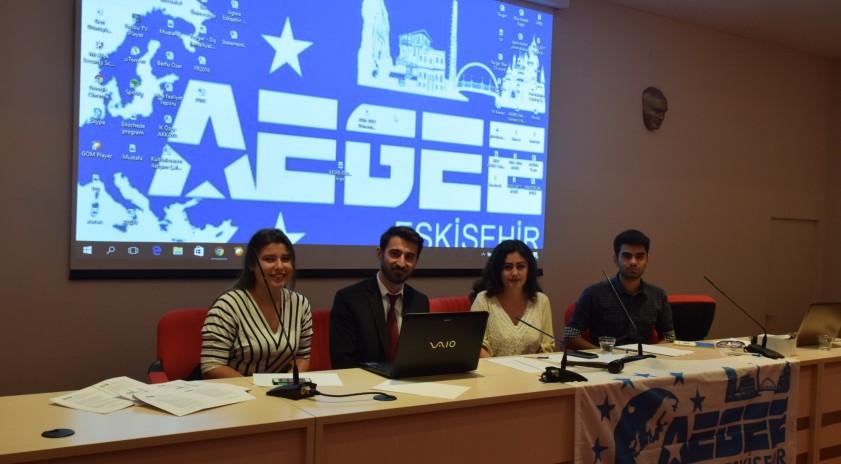 Anadolu Üniversitesi AEGEE