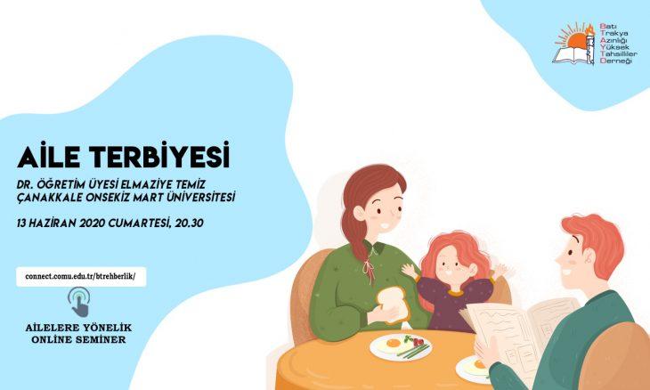 Akademik Portal, Aile Terbiyesi