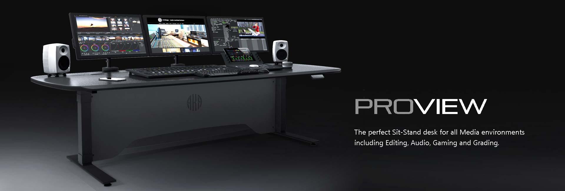 Aka Design Design Manufacture Of Edit Desks Grading Desks Audio Desks And Broadcast Consoles For The Media Industries