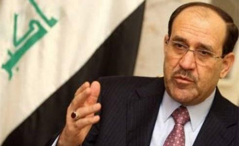 المالكي يطالب واشنطن بالاسراع بتسليح الجيش العراقي
