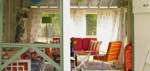 أفكار جديدة لحديقة منزلكِ الصغيرة