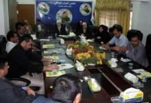 صورة النجف : ورشة نقاشية لأعضاء البرلمان مع النقابات المهنية في المحافظة