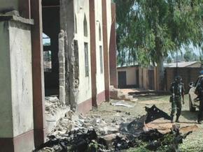 صورة 10 قتلى و145 جريحا في نيجيريا بتفجير انتحاري في كنيسة تلته اعمال انتقامية