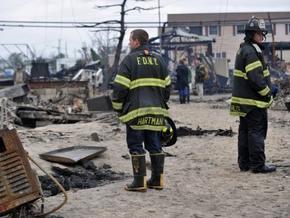صورة الاعصار ساندي يحصد 43 قتيلا في الولايات المتحدة وكندا واضرار فادحة في نيويورك