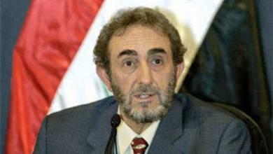 صورة وزير الدفاع: الجيش العراقي قوي ولا يخطر على بال احد أنه مسكين لا يستطيع أن يفعل شيء
