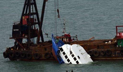 مقتل 36 بحادث عبارة في هونغ كونغ