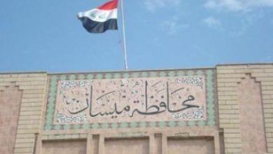 صورة ميسان : مجلس المحافظة يستضيف المحافظ ونائبيه للوقوف على اسباب تردي الخدمات في ناحية السلام