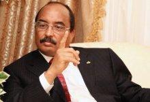 صورة نقل الرئيس الموريتاني ولد عبد العزيز المصاب برصاصة الى باريس