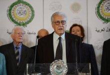 صورة الابراهيمي يعلن موافقة دمشق ومعظم مسلحي المعارضة على هدنة في عيد الاضحى