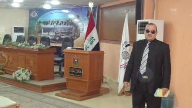 صورة بغداد : القيسي : حماية العراق مسؤولية حكومة المركز