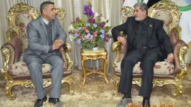 صورة بغداد : رئيس مجلس المحافظة يثمن دور وسائل الإعلام العراقية ويدعم الشراكة معها