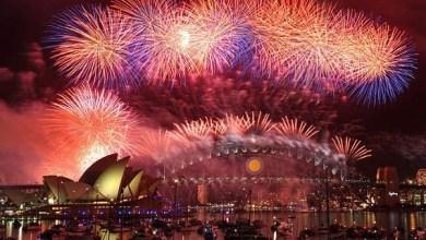 صورة العالم يحتفل بحلول العام الجديد 2013