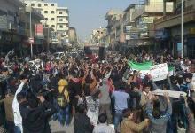 """صورة """"مجزرة"""" بالرقة واشتباكات في دمشق"""